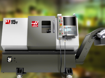 Токарно-фрезерный обрабатывающий центр Haas ST15
