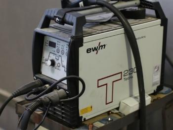 Сварочный аппарат Tetrix 230 AC/DC