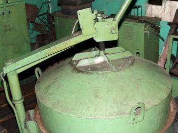 Шахтная печь ОКБ-66УА